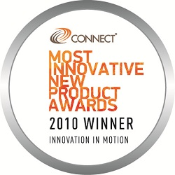Winner, Most Innovative New Product Award, 2010