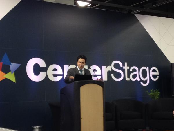 Center Stage Keynote